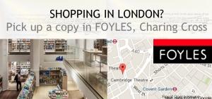 Foyles Charing Cross Roz Morris 3