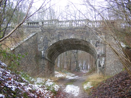 polesden lacey bridge